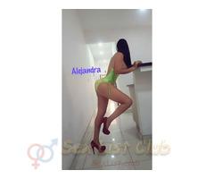 Diva Colombiana recien llegada al paisss
