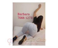 Me dicen Barbara porque soy insaciableeee en lo que hago